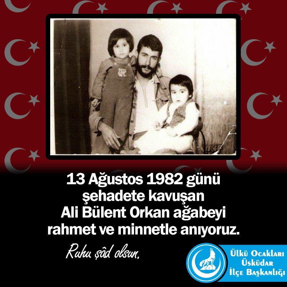 #AliBülentOrkan