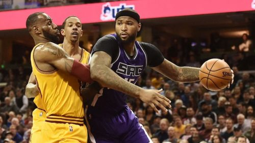 [happy birthday] Le Top 10 de DeMarcus Cousins avec les Kings