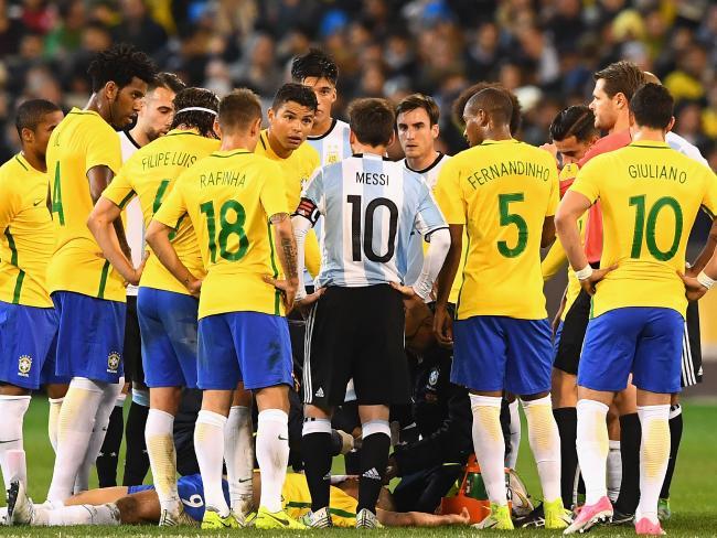 Brezilya'dan