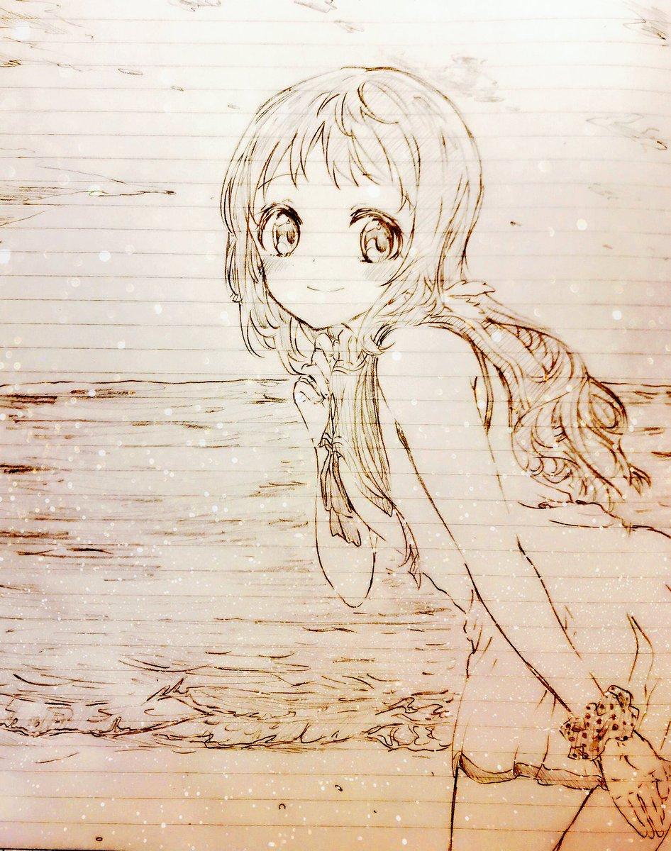 🐠⋆*🌊⋆。˚<凪あす/まなか>  #nagiasu