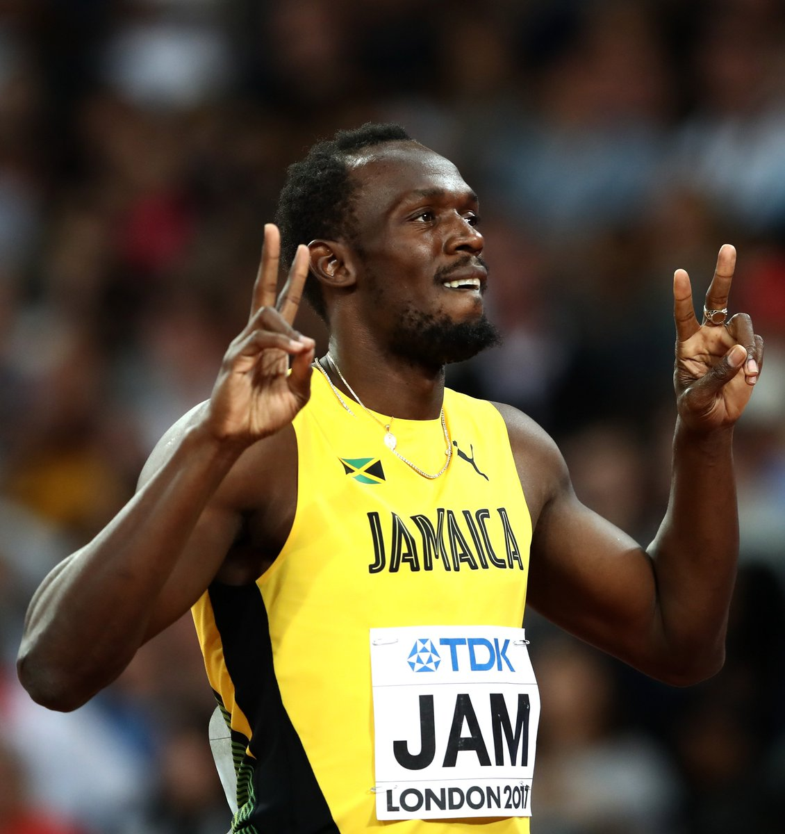 Usain Bolt Says He Has 'Infinite Love' for His Fans After Injury in Final Race