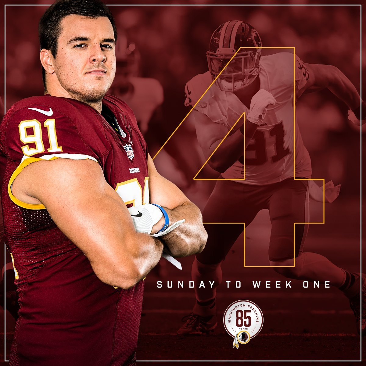 Countdown to kickoff: soon.  #HTTR #PHIvsWAS #ByAnyMeans https://t.co/DyidpF2yZc