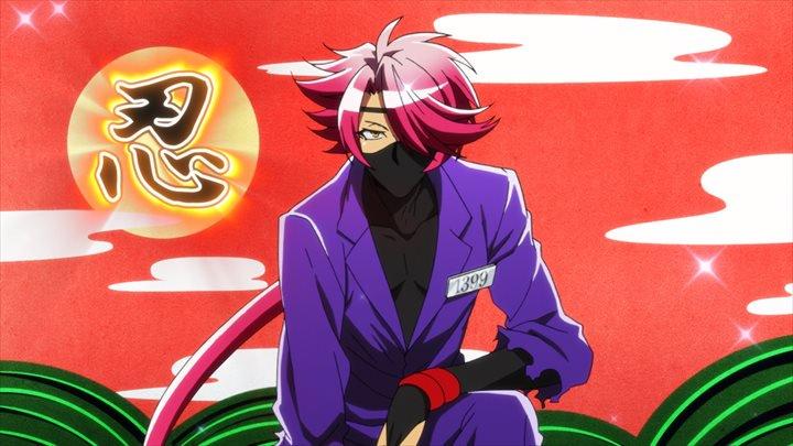 24:00よりアニマックスにて、アニメ「ナンバカ」第3話が放送されます!タイトルは「またバカが増えた!!」囚人番号99番