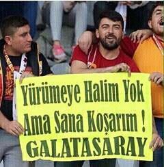 #HaydiCimbomluTribüne