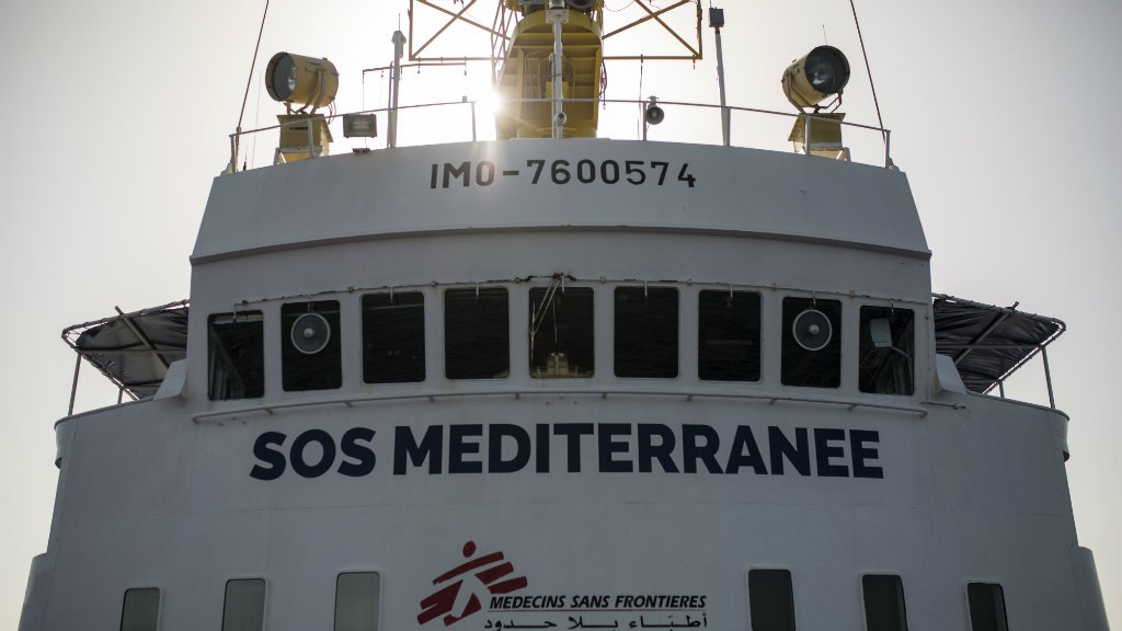 Security concerns force German NGO to end migrant rescues off Libya