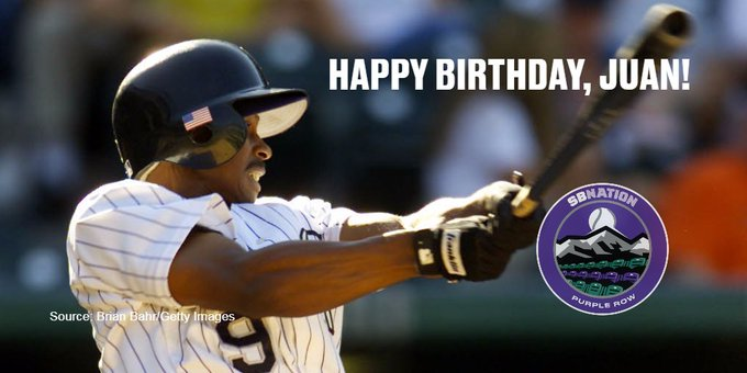 Happy 40th birthday to former OF Juan Pierre
