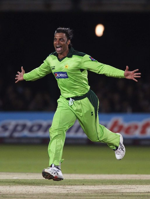 Happy Birthday to Shoaib Akhtar!