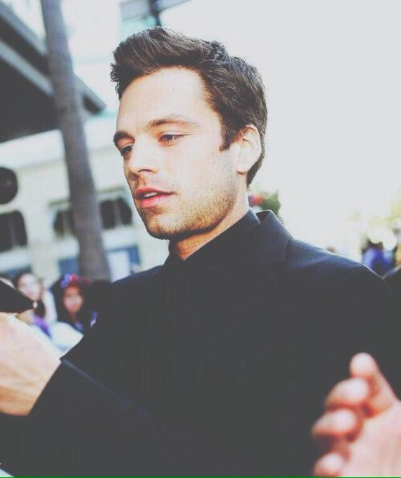 Happy Birthday to Sebastian Stan!! I love you with all my heart