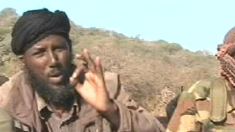 Al-Shabab's Mukhtar Robow defects to Somali government side