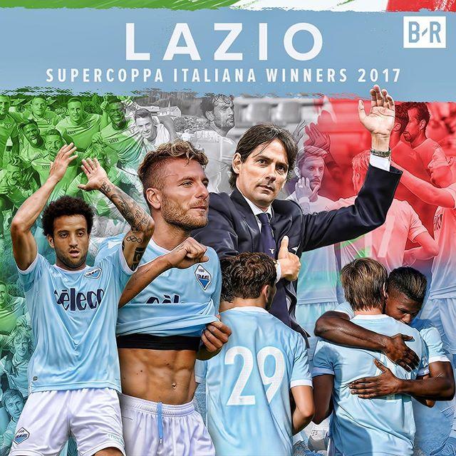 32' Immobile 54' Immobile 85' Dybala 90+1' Dybala  90+3' Murgia Lazio win the Italian Supercoppa! 🏆 📷: @brfootball https://t.co/CRFVrwnAnU