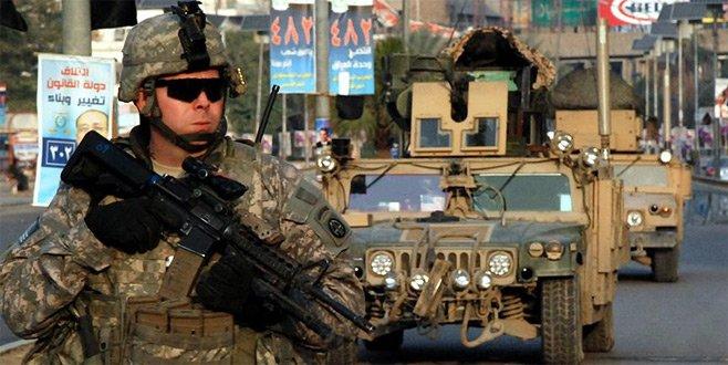 Kuzey Irak'ta 2 ABD