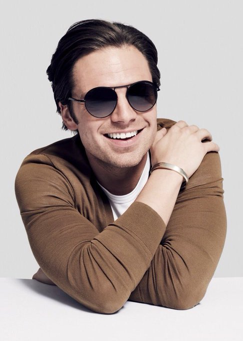 Happy 35th birthday, sebastian stan!