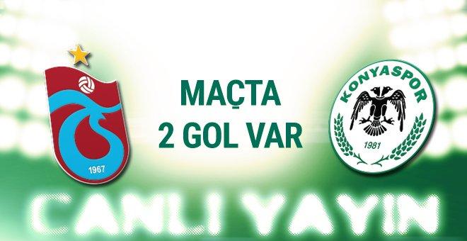 Trabzonspor - Konyaspor