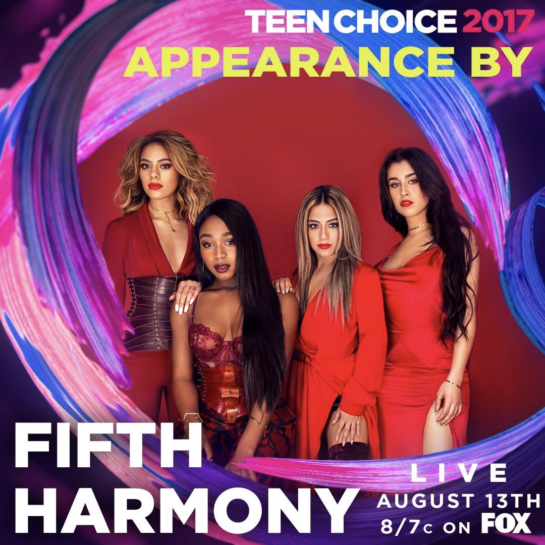 TONIGHT! Who's tuning in?! See you soon @TeenChoiceFox �������� #TeenChoice https://t.co/1IqiTTtebe