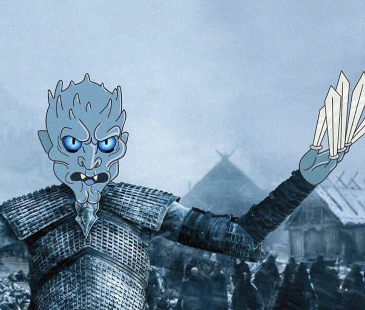 2 best shows are on tonight with new episodes - @GameOfThrones and @RickandMorty https://t.co/oTwEMvVIzd