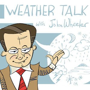 Weather Talk: Fall color beginning here and snow hits Alaska
