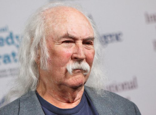 Happy birthday to David Crosby, born on 14th Aug 1941