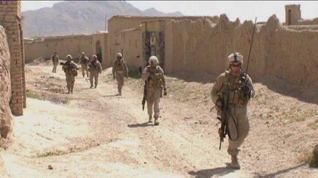 Two US service members killed, five others injured inIraq