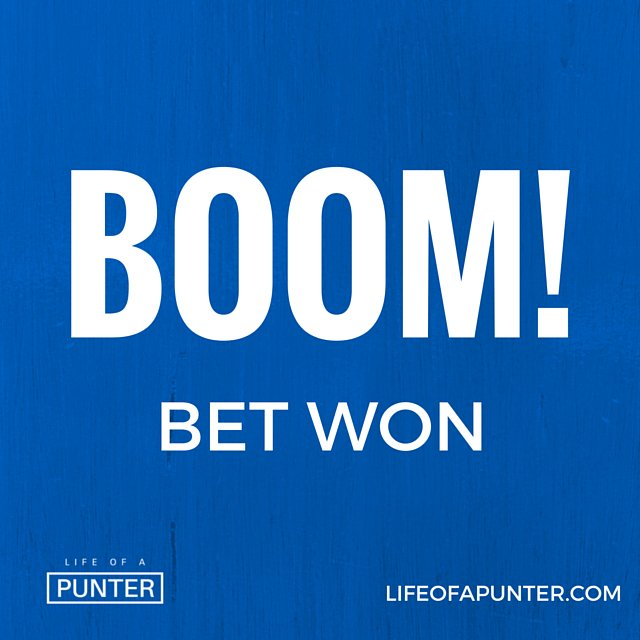 BOOM! Currently 0-3 in #EAGPSG today. MG+1.5 hits!! #ligue1 https://t.co/lPIb6EBImb
