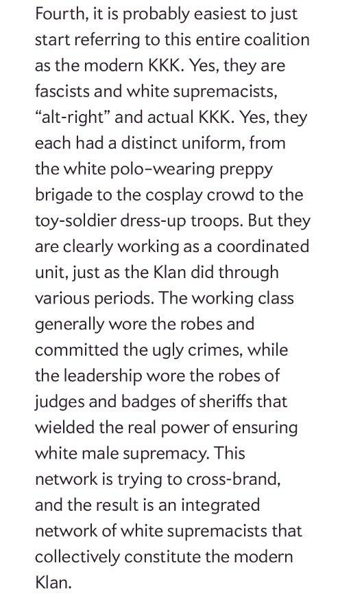 Why we should probably just call them all the modern Klan... https://t.co/RaApBndQRw https://t.co/1OtgavDuBf