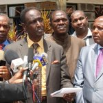 Nakuru clerics tell the media to focus on peace as show of responsible reporting