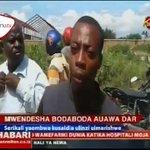 Mwendesha Bodaboda Akutwa Ameuawa Dar es Salaam