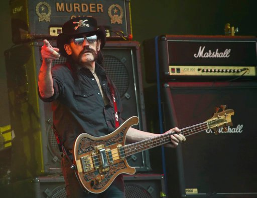 Scientists name prehistoric croc after Lemmy from Motorhead
