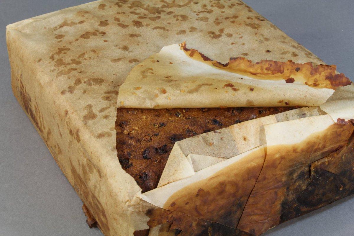 106-year-old fruitcake found in 'excellent condition' in Antarctica