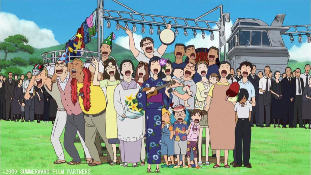日本の夏🇯🇵🎆サマーウォーズの夏‼️🍉今週金曜日は細田守監督作品、「サマーウォーズ」をお届けしますぅーー😭❤️今回もまた