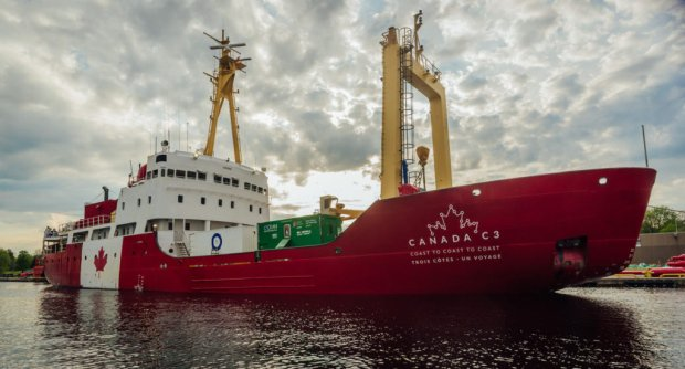 ICYMI: On board the Canada C3: An epic voyage of science and exploration, by @omarsachedina