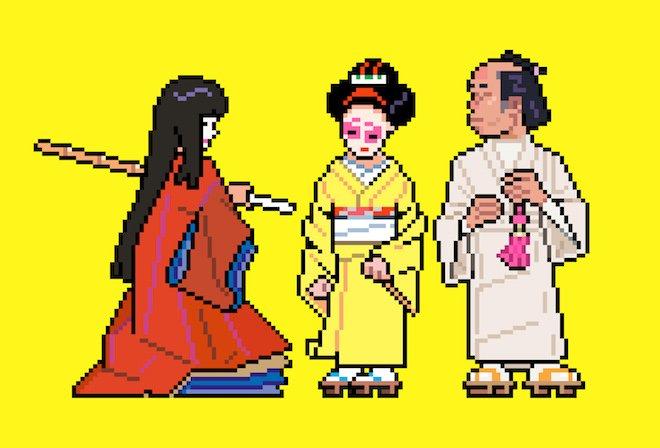 "RT @fashionsnap: ルイ・ヴィトンが依頼 eBoyがピクセル化した東京の""リアルとバーチャル"" https://t.co/YYIIU4tRwa #louisvuitton #eboy #tokyo https://t.co/xw0PA6KZSY"