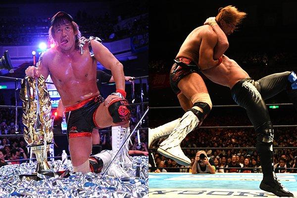 Este reinado de #Okada empezó con #TetsuyaNAITO y terminará con @s_d_naito  #njpw #G127 #G127Final https://t.co/4HizaeJhyO