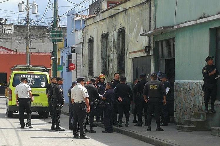 Fin de semana violento deja nueve muertos y 15 personas heridas