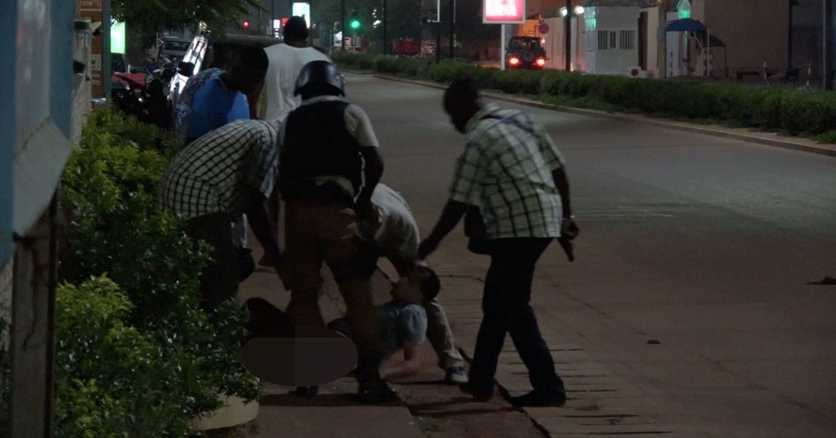 Gunmen storm Turkish restaurant in Burkina Faso killing at least 17 and injuring 8