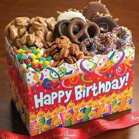 Happy Birthday ...Many-Many Happy Returns of the Day...