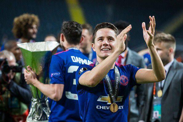 Happy Birthday, Ander Herrera!  Future captain