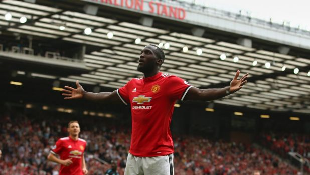 Romelu Lukaku scores brace as Manchester United rout West Ham