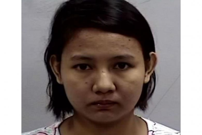 Myanmar maid jailed for mixing disinfectant into cereal drink of employer's mother-in-law