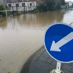Heavy rainfall closes roads, schools in Canterbury