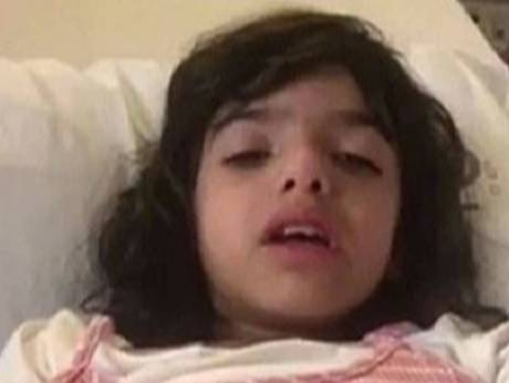 Saudi Crown Prince responds to bed-ridden child's plea for help