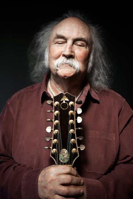 Happy Birthday David Crosby! Xx