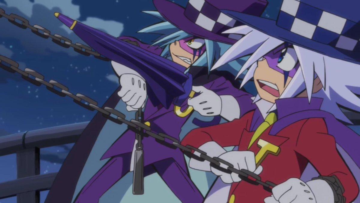 えー!?今日の19時からの怪盗ジョーカーはライバル敵側のシャドウ君とジョーカーさんが一緒に江戸時代にタイムスリップちゃっ