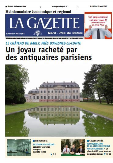test Twitter Media - Retrouvez l'édition Pas-de-Calais de la Gazette en kiosque dès aujourd'hui ! https://t.co/e0BReze7VD
