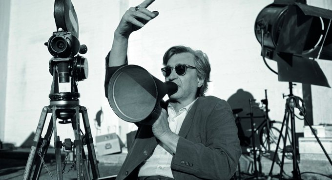 Happy birthday, Wim Wenders!