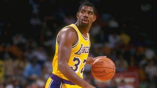 """Happy Birthday à une icône de la NBA et du basket mondial, Earvin \""""Magic\"""" Johnson"""