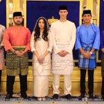 Johor royal wedding: Betrothal, marriage solemnisation completed