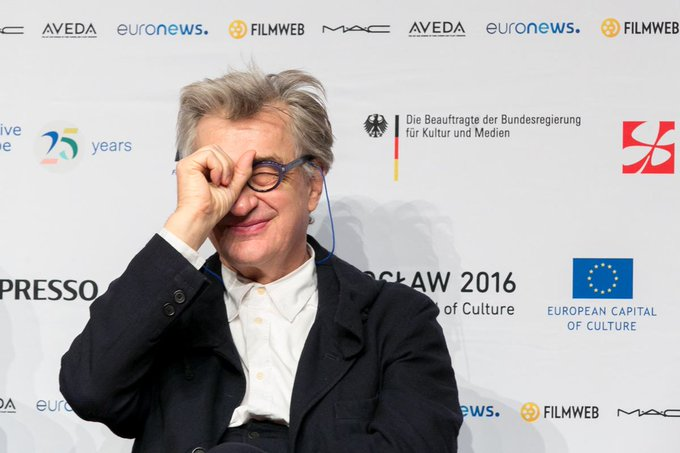 Happy birthday EFA president Wim Wenders!