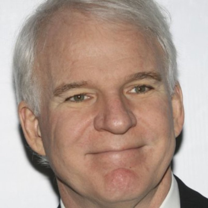 Happy birthday to this wild and crazy guy! Steve Martin turns 72 today