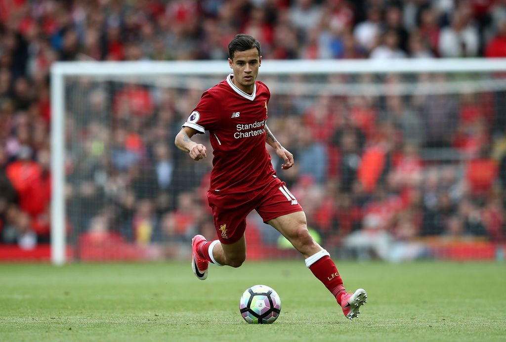 Philippe Coutinho is STAYING at Liverpool this season. https://t.co/jqRlnAQPLe