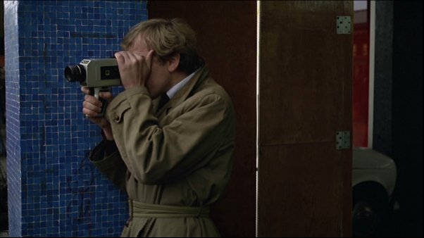 A screenshot a day from favs:  The Wrong Move (1975) - Wim Wenders (Happy Birthday, old man!)